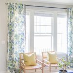 How High To Hang Curtains Collected Living Design