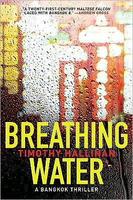 Breathing Water by Timothy Hallinan