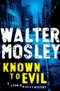 "Cover of ""Known to Evil (A Leonid McGill ..."