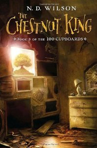 "Cover of ""The Chestnut King: Book 3 of th..."