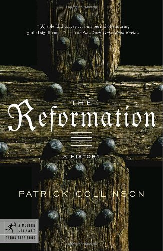 The Reformation: A History by Patrick Collinson [audio]