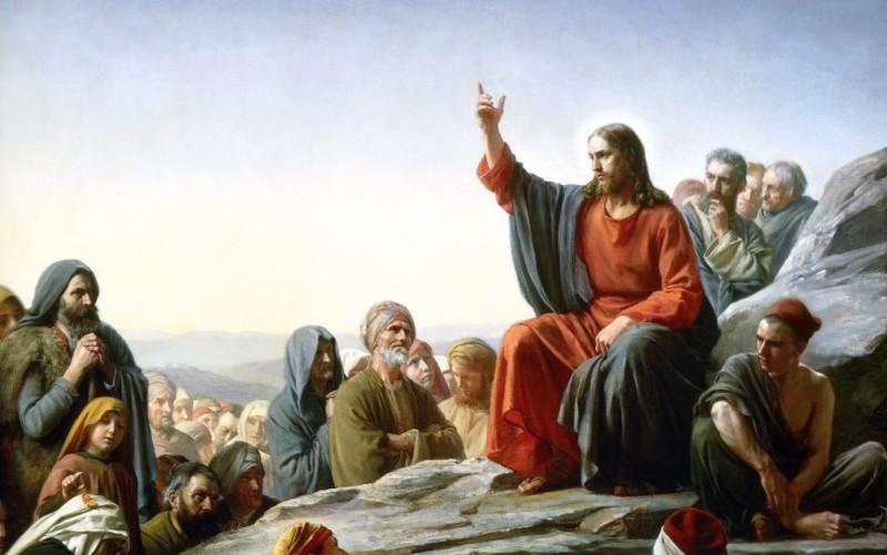 The Gospel of Jesus by Daniel L. Johnson (editor); Garrison Keillor (narrator)