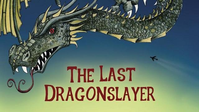 The Last Dragonslayer by Jasper Fforde (audio)