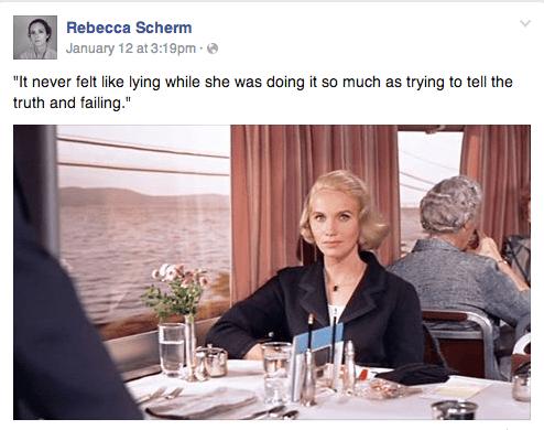 Unbecoming by Rebecca Scherm