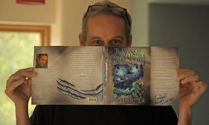 The Song of the Quarkbeast (Chronicles of Kazam #2) by Jasper Fforde