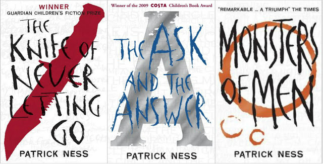 The Ask and the Answer (Chaos Walking #2) by Patrick Ness