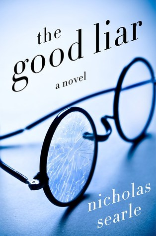 The Good Liar Book Cover