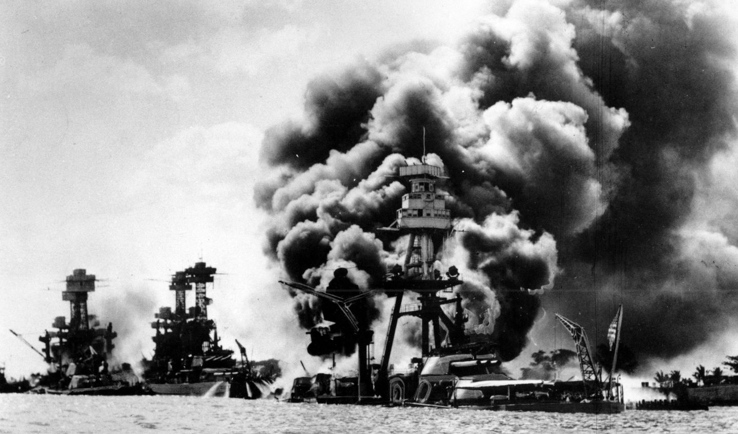 Countdown to Pearl Harbor: The Twelve Days to the Attack by Steve Twomey