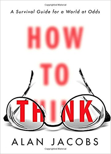 How to Think Book Cover
