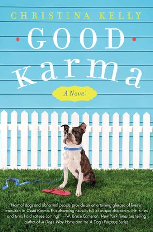 Good Karma Book Cover