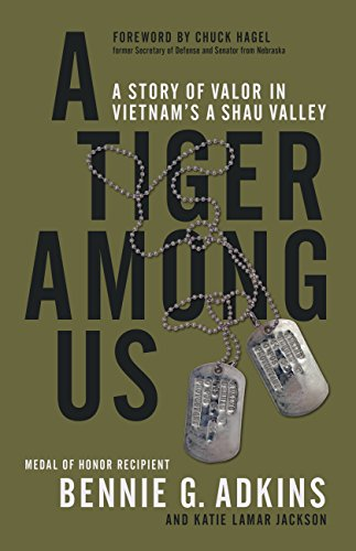 A Tiger among Us by Bennie G. Adkins and Katie Lamar Jackson