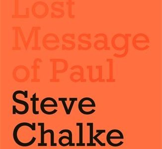 Cover image of The Lost Message of Paul