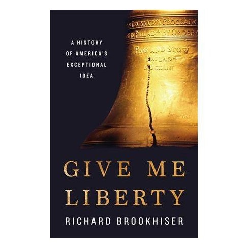 Stay Home & Read: Give Me Liberty