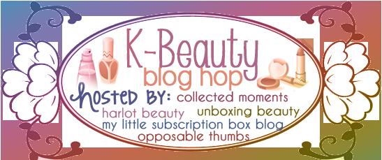 K-Beauty Blog Hop
