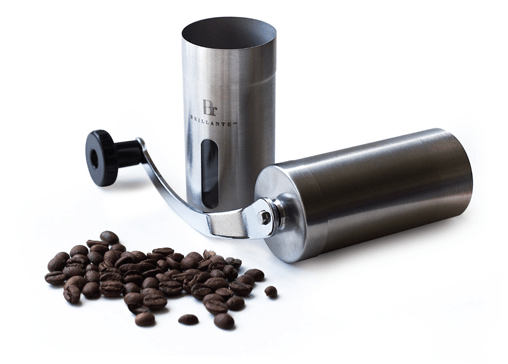Brillante Manual Coffee Grinder #Review | Collected Moments