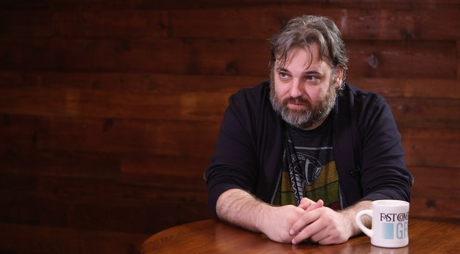 (C506) Dan Harmon co-creador de Rick and Morty, admite acoso sexual y verbal