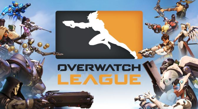 (C506) Overwatch League ya está aquí