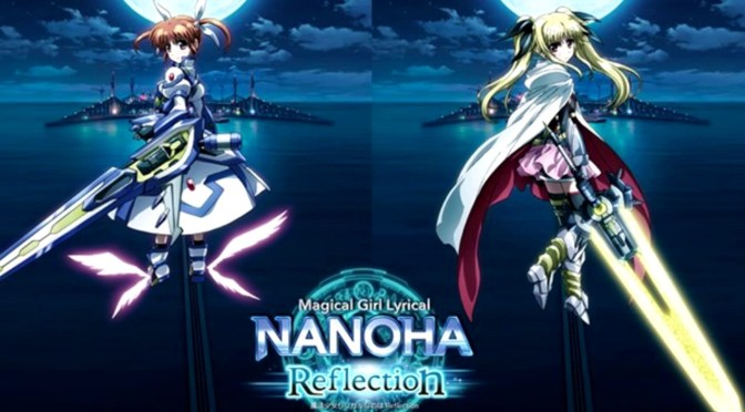 (C506) La película Magical Girl Lyrical Nanoha: Reflection llegará a Latinoamérica