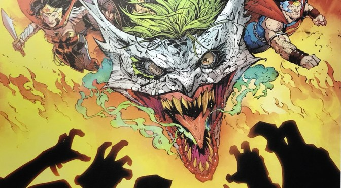 (C506) The Joker Dragon de Dark Nights: Metal #5