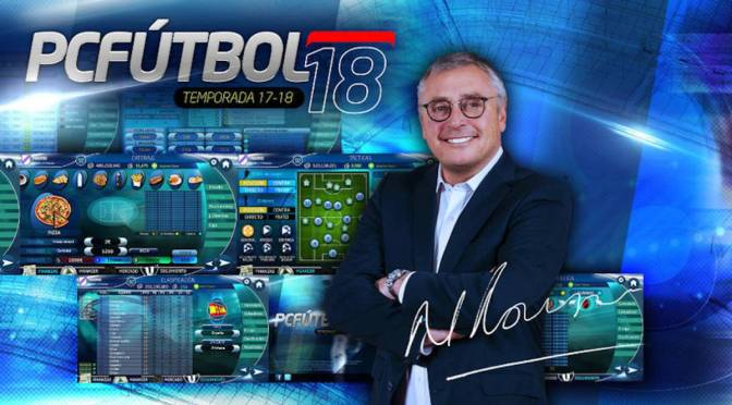 (C506) Ya puedes adquirir PC Futbol 18 en Play Store