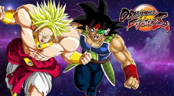 Broly y Bardock: primeros personajes DLC de Dragon Ball Fighterz