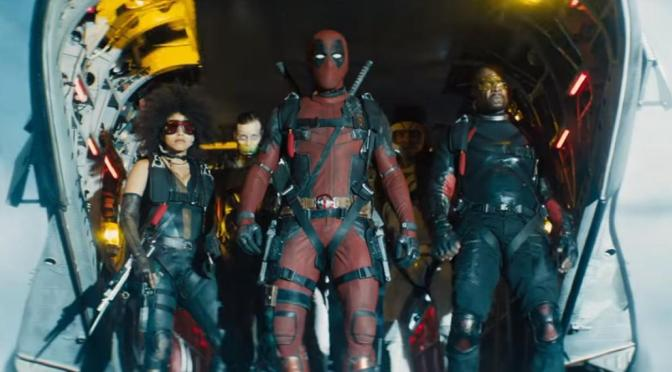 Deadpool 2: Se confirma que se están regrabando secuencias