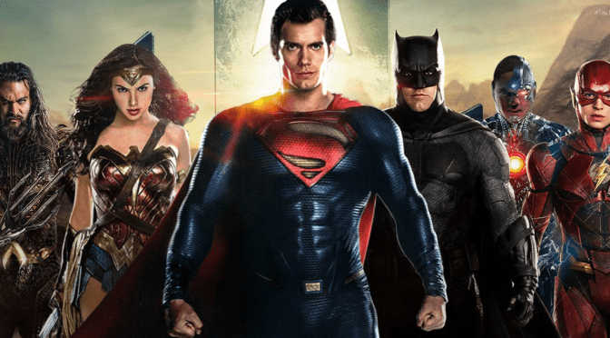 (C506) Nueva información confirma un traje distinto de Superman en Justice League