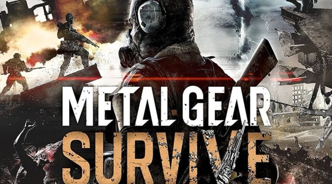 (C506) La nueva Beta de Metal Gear Survive estará disponible la próxima semana
