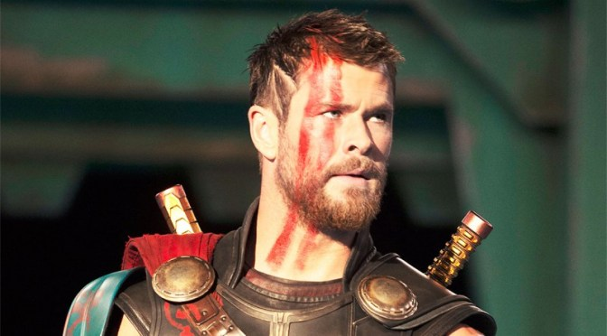 "(C506) Thor: Chris Hemsworth se despide de Marvel tras ""Avengers: Infinity War"""