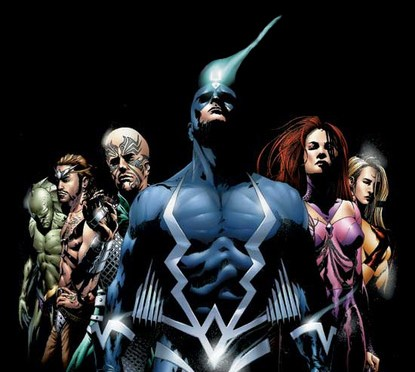 "Marvel Comics anuncia ""Death of the Inhumans"""