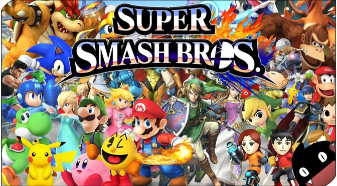 Super Smash Bros. anunciado para Nintendo Switch
