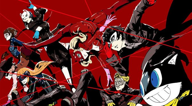 Persona 5 the Animation muestra un nuevo video