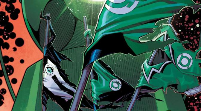 Reseña: Hal Jordan and the Green Lantern Corps #37