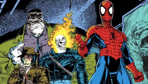 Ghost-Rider-and-the-Fantastic-Four