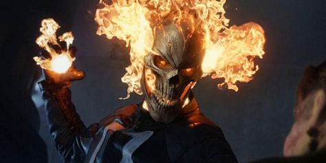 Ghost-Rider-using-his-power-
