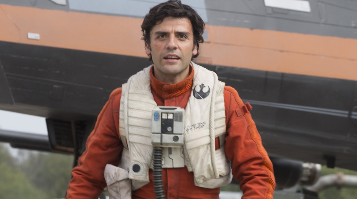 Finalmente es explicado como Poe Dameron sobrevivió en The Force Awakens