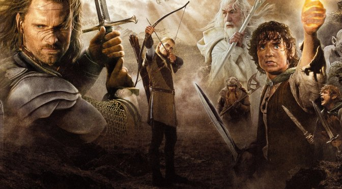 Amazon comprometido con 5 temporadas de Lord of the Rings