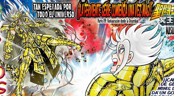 (C506) Resumen de Saint Seiya Next Dimension parte 89