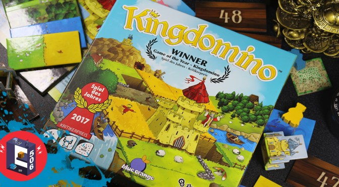 (C506-BOARDGAMES) REVIEW – KINGDOMINO