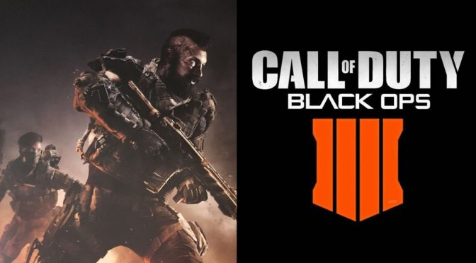 Todo sobre Call of Duty Black OPS 4