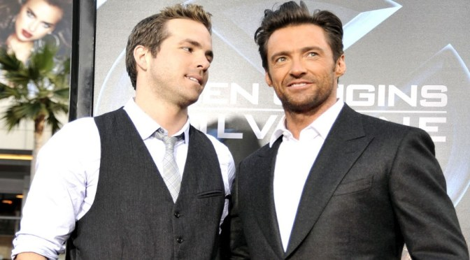 Ryan Reynolds siguen intentando que Hugh Jackman regrese a su papel de Wolverine