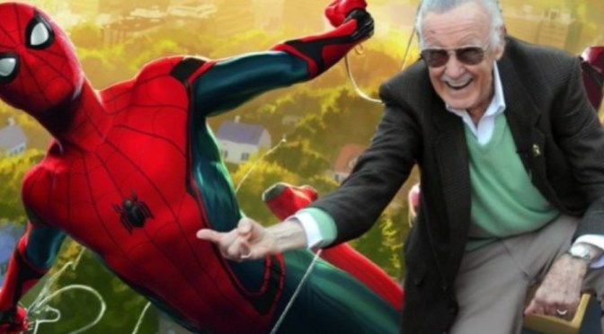 Stan Lee dice que Tom Holland es un gran Spider-Man