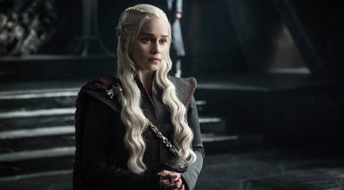 "First Look at season 7 of the TV series ""Game of Thrones"""
