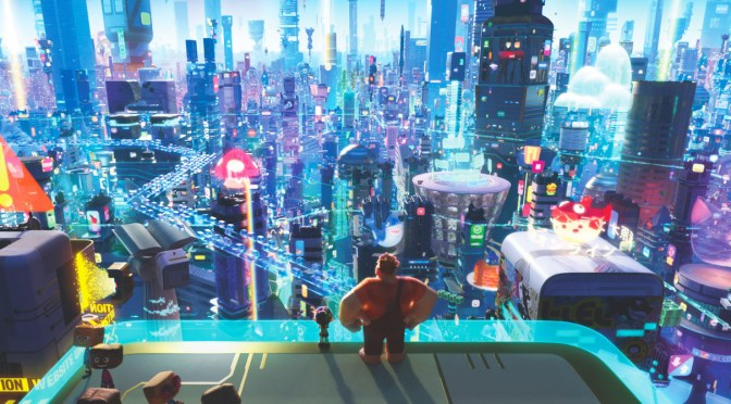 "¡Nuevo trailer de ""Ralph breaks the Internet""!"