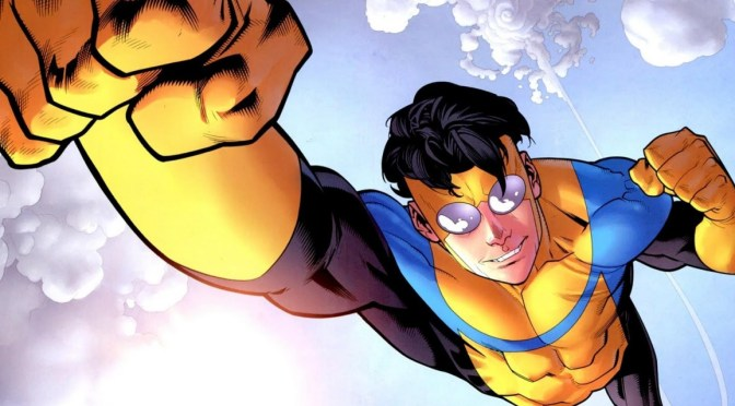 "Amazon ordena serie de televisión ""Invincible"""