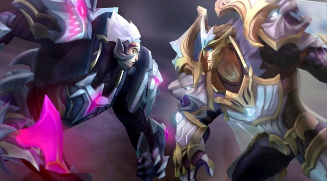 League of Legends: ¡Trailer para VS 2018!