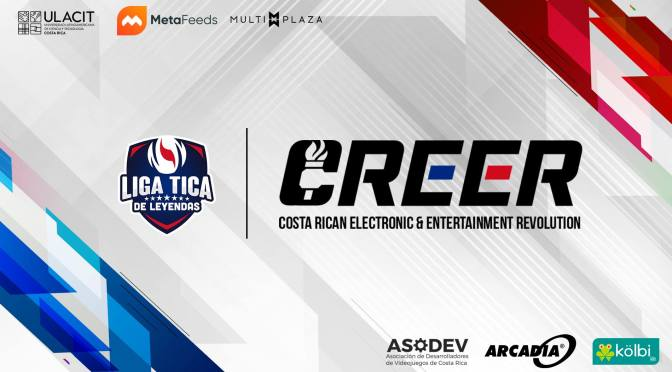 Evento: Costa Rican Electronic & Entertainment Revolution