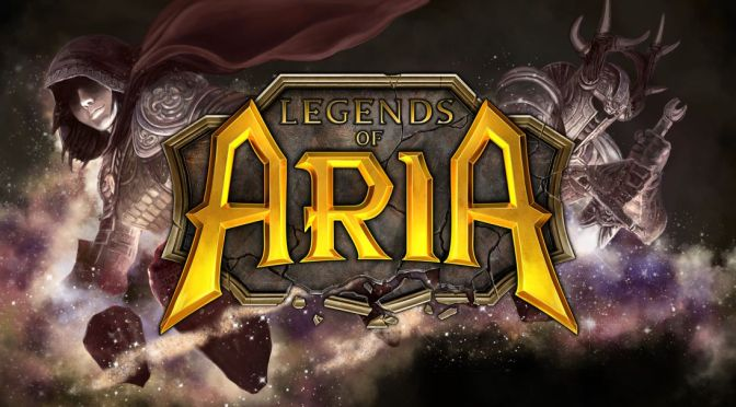 Legends Of Aria?? There is a SECRET HERE…