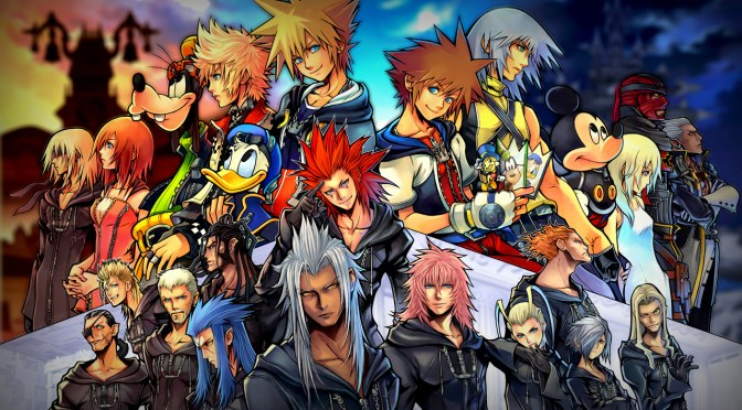 La franquicia Kingdom Hearts resume su historia en cinco videos