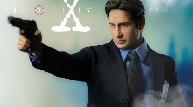 Ya disponible para Pre-orden: The X-Files 1/6 Agent Mulder Threezero